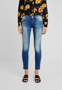 Herrlicher - TOUCH CROPPED POWERSTRETCH - Jeans Skinny Fit - bliss - 2