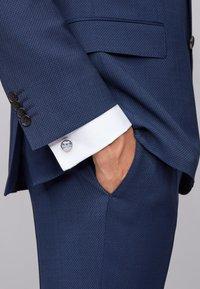 BOSS - TRAVELLER - Cufflinks - blue - 1