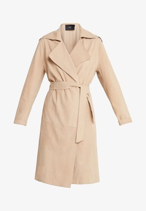 LUXURY SUMMER COAT - Trenchcoat - seashell