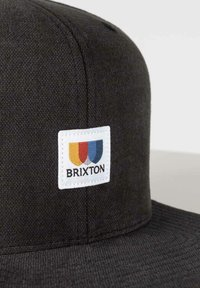 Brixton - ALTON MP - Cap - black - 3