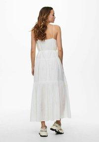 ONLY - ONLVIVI DRESS - Maxi dress - cloud dancer - 2