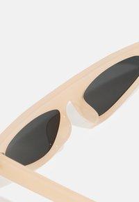 Vintage Supply - UNISEX - Sluneční brýle - cream - 3