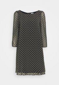 Claudie Pierlot - RIFIFIMEDAILLON - Shift dress - print fonce - 0
