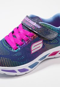 Skechers - LITEBEAMS - Tenisky - navy/multicolor - 5