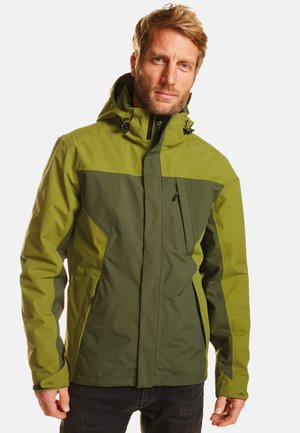 HARRY - Down jacket - kombu green
