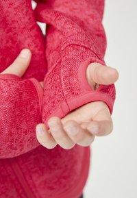 ZIGZAG - Zip-up hoodie - 4053 virtual pink - 6