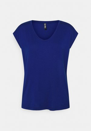Basic T-shirt - mazarine blue