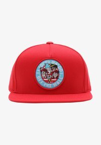 Vans - Cap - (where's waldo?)racingred - 0