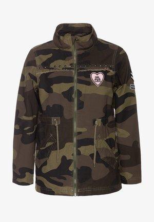 NKFMELSA  - Light jacket - winter moss