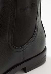 Pantofola d'Oro - LUKE CHELSEA UOMO HIGH - Classic ankle boots - black - 5