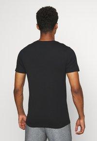 Jack & Jones - JCOTULIP TEE - T-Shirt print - black - 2