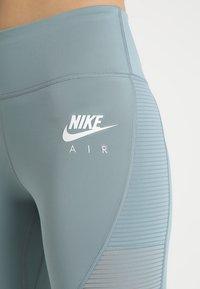 Nike Performance - AIR - Leggings - aviator grey/aviator grey/white - 5