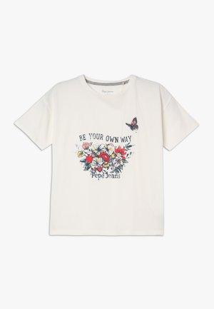 Print T-shirt - mousse