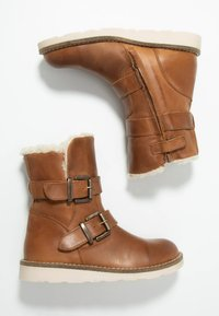 Hip - Classic ankle boots - mid brown - 0