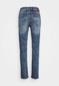 Only & Sons - ONSLOOM LIFE CARD - Jeans slim fit - blue denim - 7