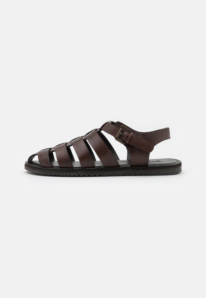 Zign - UNISEX - Sandaler - brown