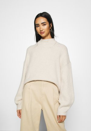 AINO - Jumper - light beige melange