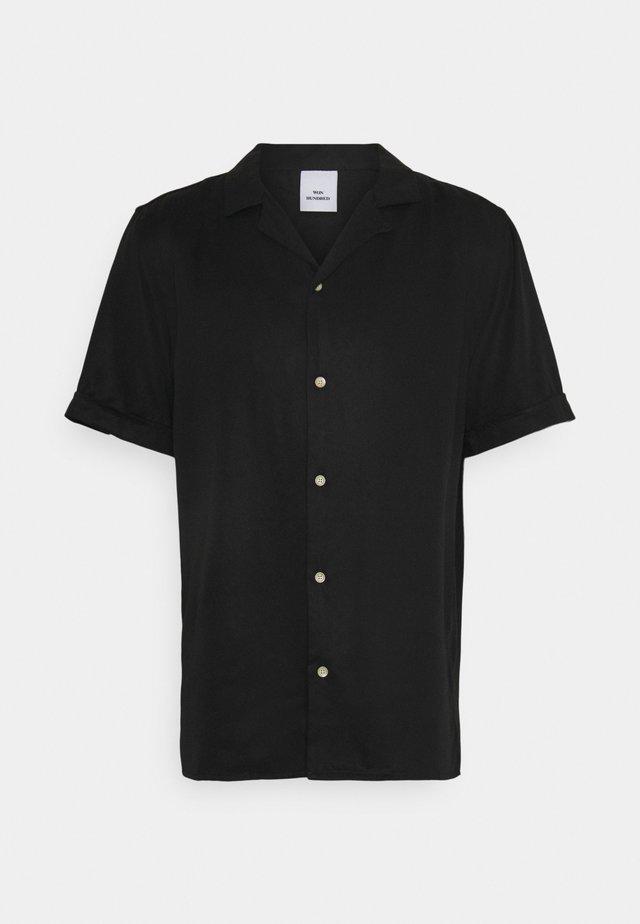 KIRBY STRAP - Overhemd - black