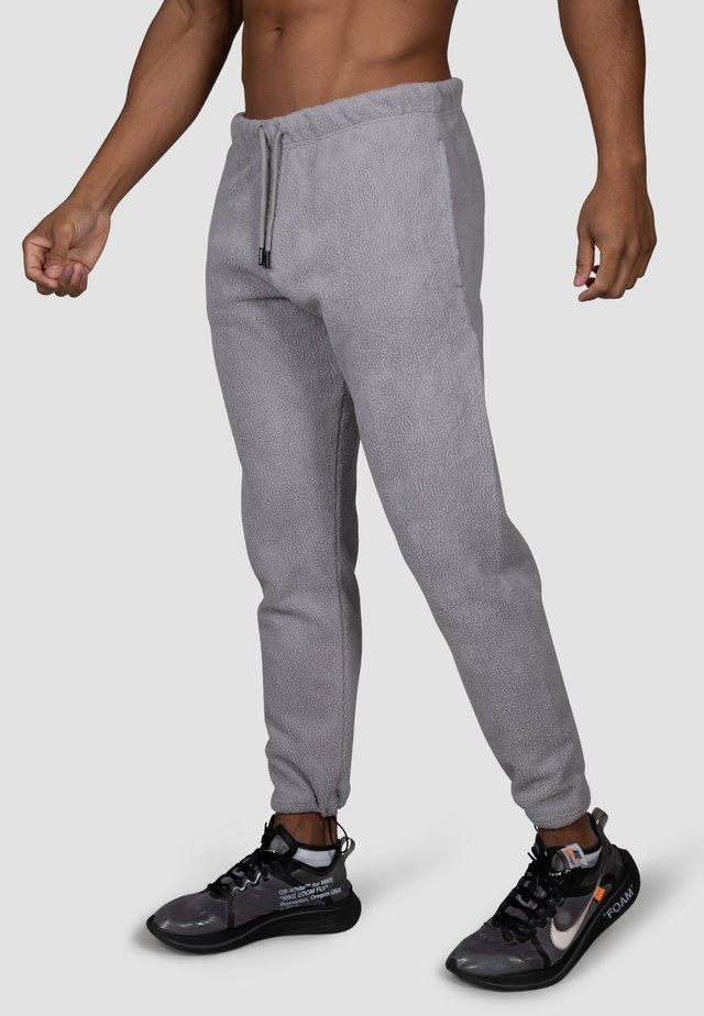 Pantaloni sportivi - steel grey