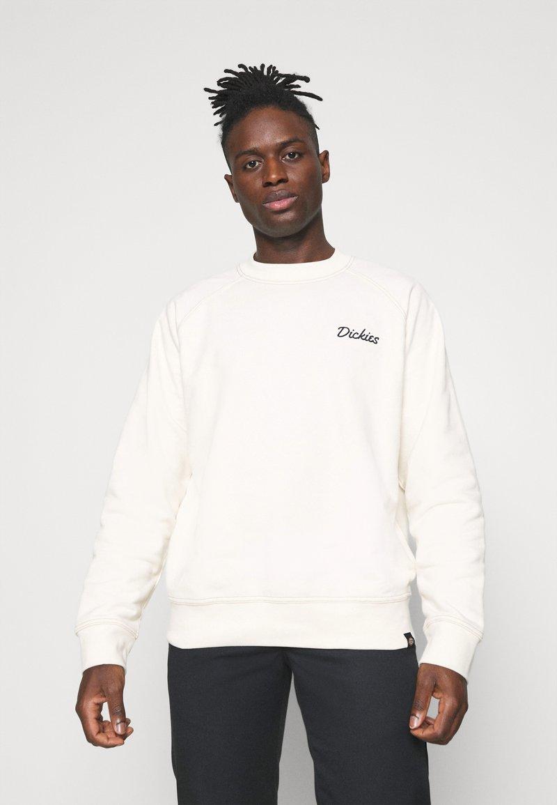 Dickies - HALMA - Sweatshirt - ecru