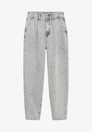 CORINNA - Jeans Straight Leg - denim grey