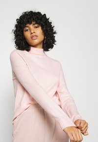 Noisy May - NMPENNY HIGH NECK - Jumper - english rose - 3