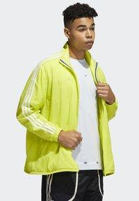 adidas Originals - Training jacket - yellow - 2