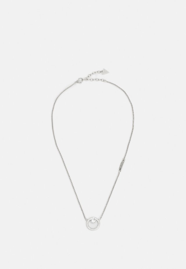 ALL AROUND YOU - Collier - silver-coloured