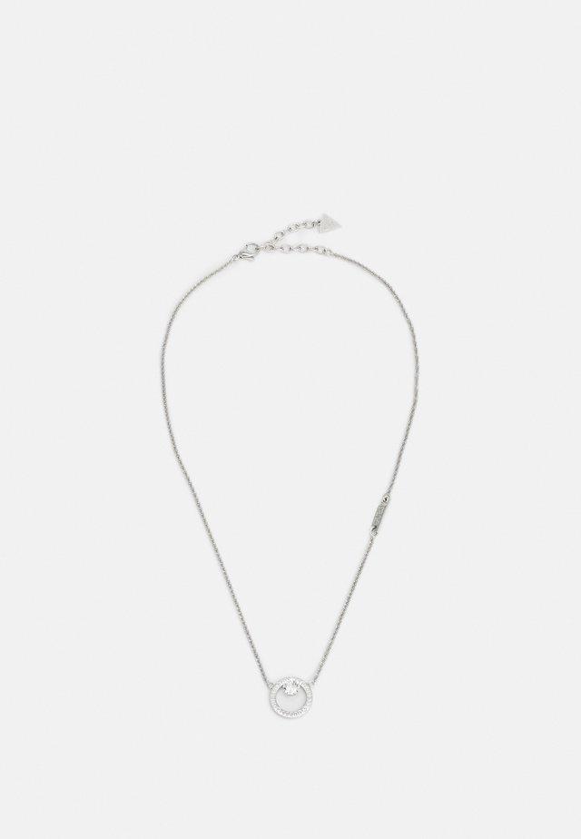 ALL AROUND YOU - Halskette - silver-coloured