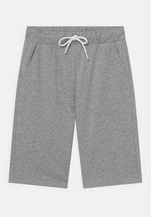 SOLID  - Shorts - grey melange