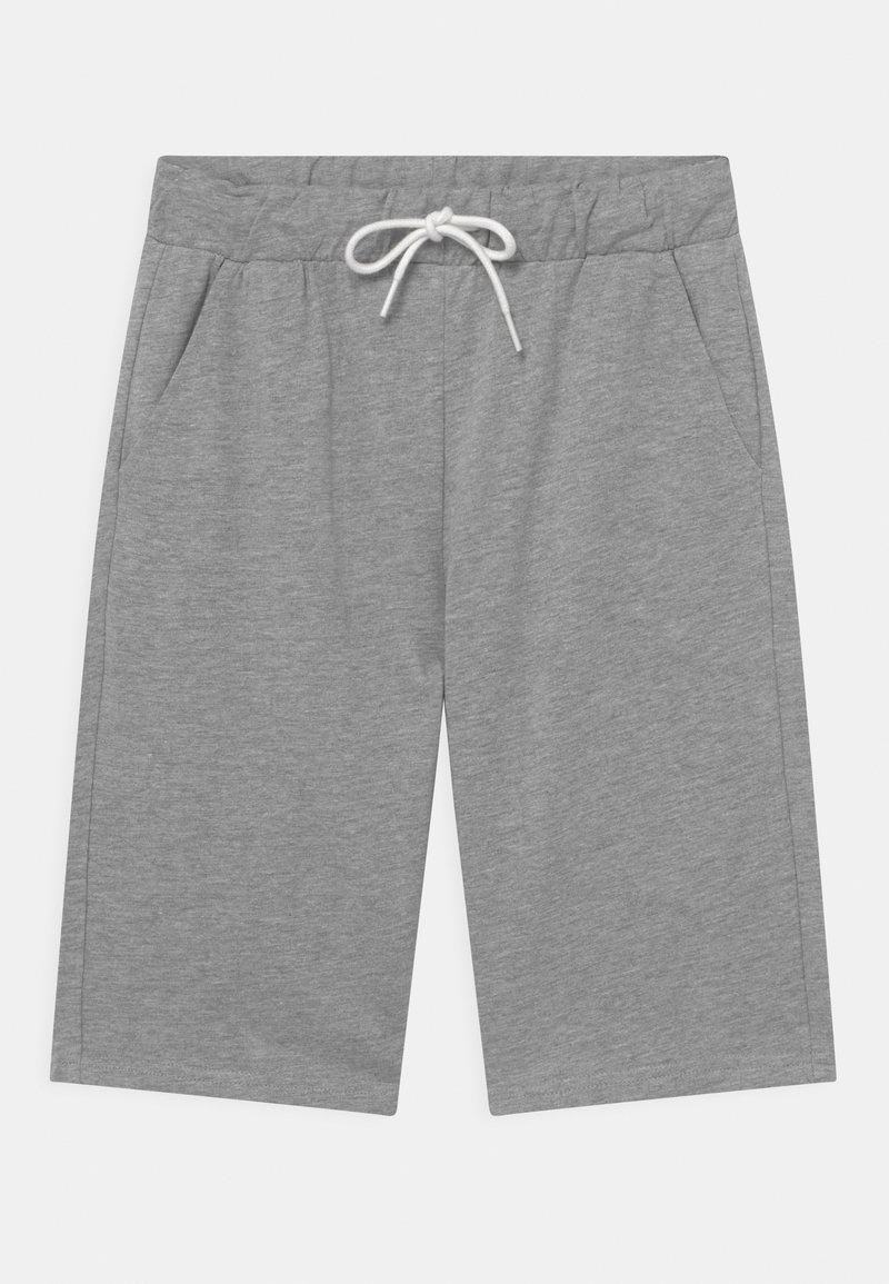 Lindex - SOLID  - Shorts - grey melange