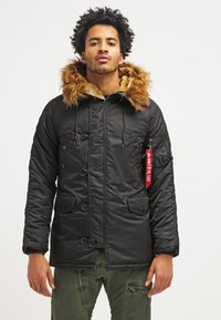 Alpha Industries - Winter coat - black - 0