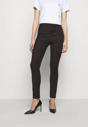 PANTALONI TROUSERS - Spodnie materiałowe - nero