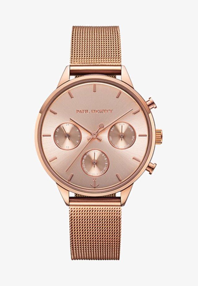 EVERPULSE - Chronograph watch - rosé