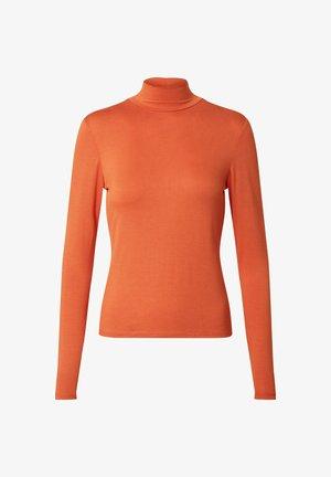 CASSANDRA - Long sleeved top - orange