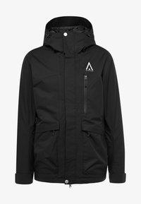 Wearcolour - ACE JACKET - Snowboardjakke - black - 7
