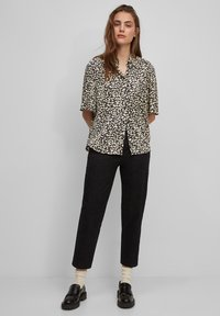 Marc O'Polo - Button-down blouse - black - 1