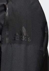 adidas Performance - ADIDAS Z.N.E. ANTHEM SUPERSHELL - Training jacket - black - 5