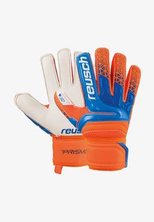 PRISMA  - Goalkeeping gloves - shocking orange/blue