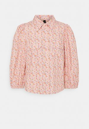 YASRICCA - Button-down blouse - roseate spoonbill/ricca