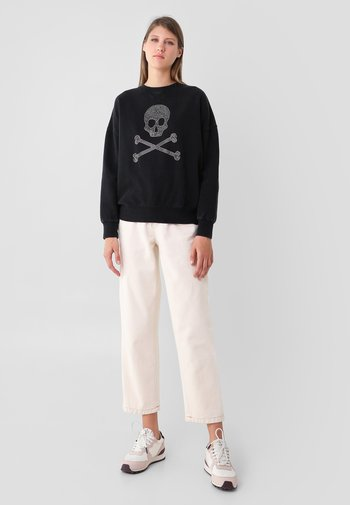 BIG SKULL  - Sweatshirt - black