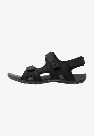 SANDSPUR LEE BACKSTRAP - Walking sandals - black
