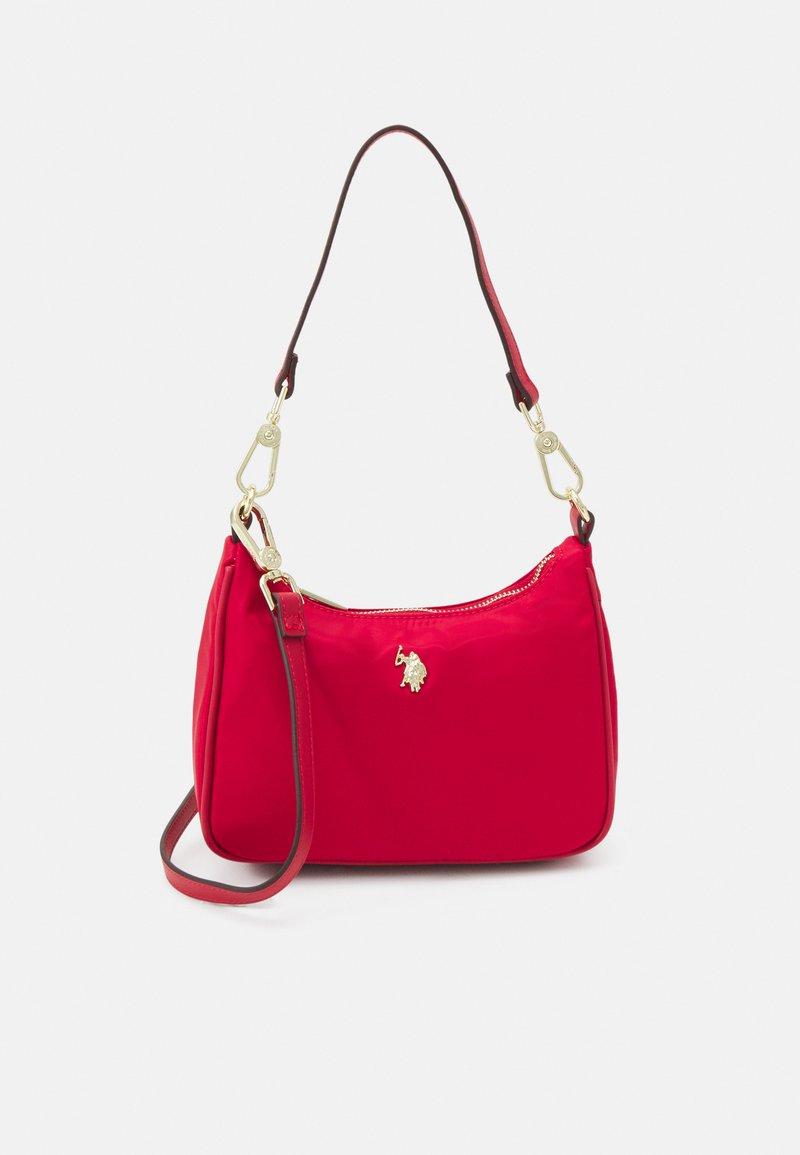 U.S. Polo Assn. - HOUSTON MINI HOBO - Across body bag - red