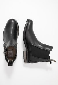 Sneaky Steve - CONCRETE - Classic ankle boots - black - 1