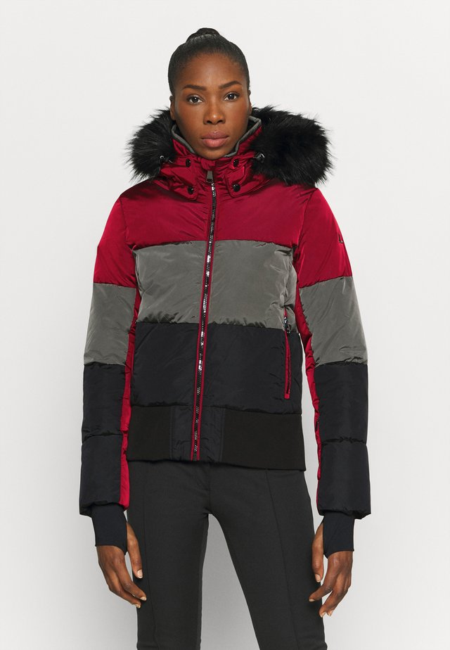 EKHOLM - Ski jacket - classic red