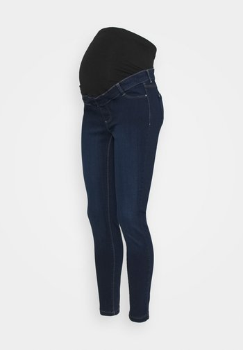 OVERBUMP FRANKIE - Jeans Skinny Fit - indigo blue wash