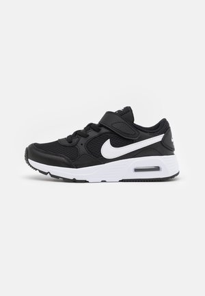 AIR MAX SC BPV UNISEX - Sneakers laag - black/white