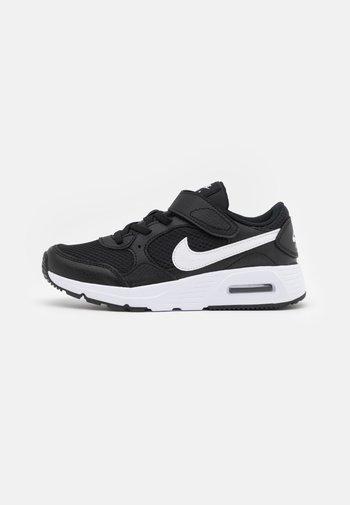AIR MAX SC BPV UNISEX - Sneakers laag - black/white
