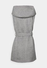 ONLY - ONLSEDONA LIGHT WAISTCOAT - Waistcoat - light grey melange - 1