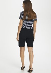 Kaffe - KAJILLIAN VILJA - Shorts - black deep - 3